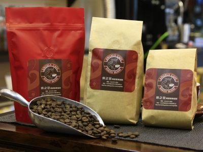 台北咖啡豆專賣店.烘之豆